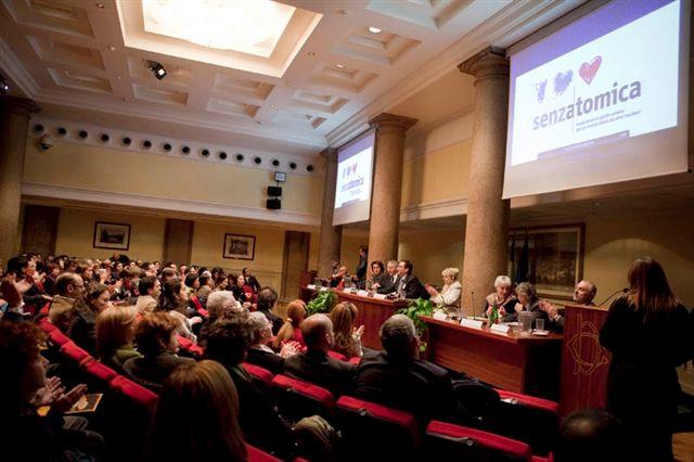 Roma, Palazzo Marini, 1 febbraio 2011