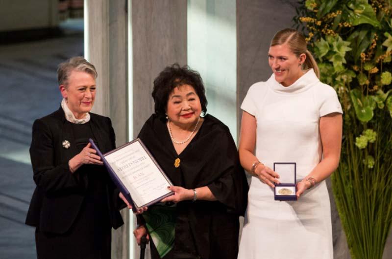 Messaggio della SGI in occasione della Cerimonia di consegna del Premio Nobel per la Pace ad ICAN