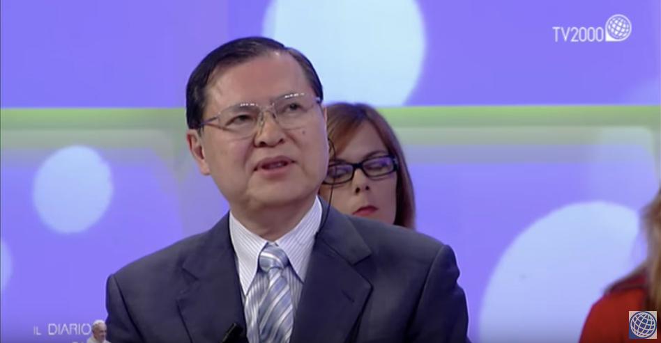 Adolfo Pérez Esquivel e Hiromasa Ikeda, intervista su TV2000