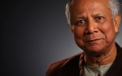 Premio Nobel YUNUS: Un mondo a tre zeri