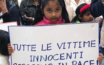 Preghiera Interreligiosa in memoria delle 254 vittime dell'attentato in Sri Lanka