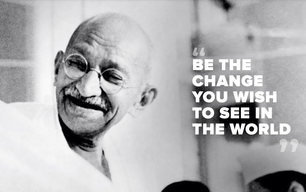 Un nuovo sito dedicato a Gandhi in occasione dei 150 anni dalla nascita