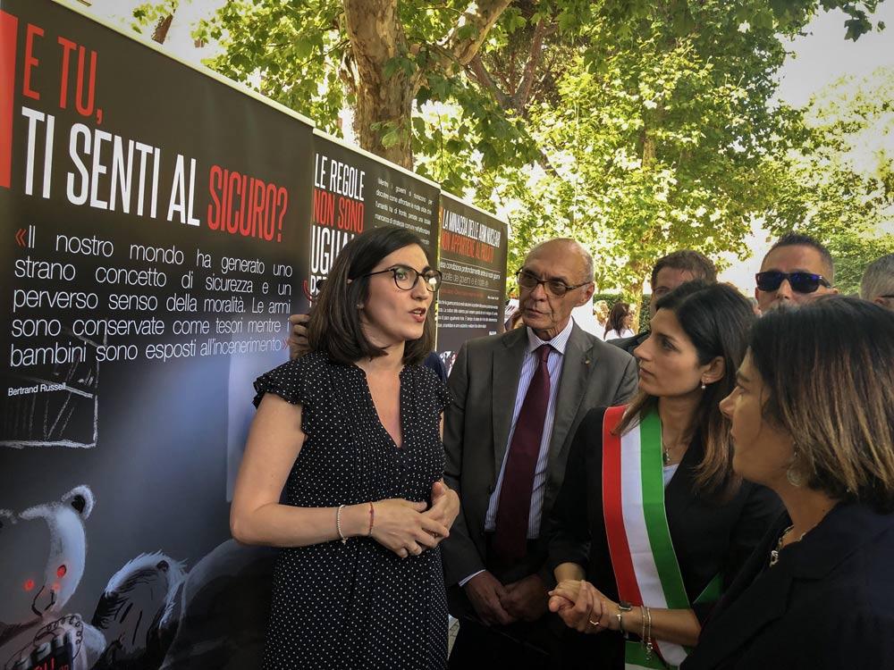 Commemorazione del Bombardamenti di San Lorenzo