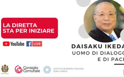 Daisaku Ikeda, uomo di dialogo e di pace